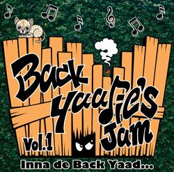 画像1: 「Back Yaadie's Jam vol.1 / V.A.」コンピレーションアルバム (1)
