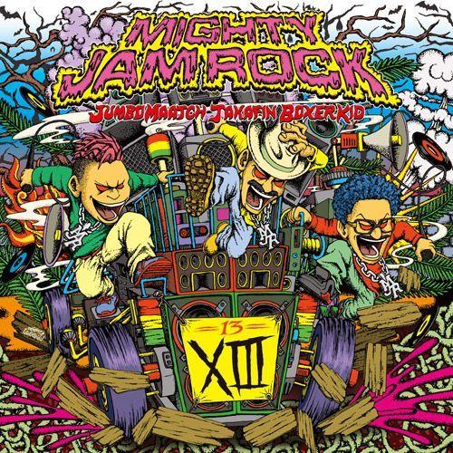 画像1: 「XIII」/ JUMBO MAATCH , TAKAFIN & BOXER KID (1)