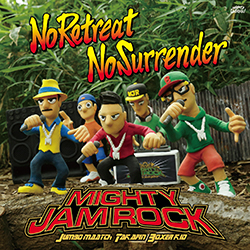 画像1: 「No Retreat No Surrender」/ JUMBO MAATCH , TAKAFIN & BOXER KID (1)