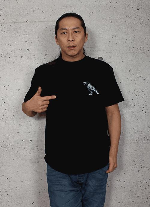 画像1: BEAN BALL RECORDS TEEシャツ (1)