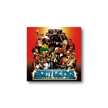 画像1: MIGHTY JAM ROCK THE BEST 2 (1)